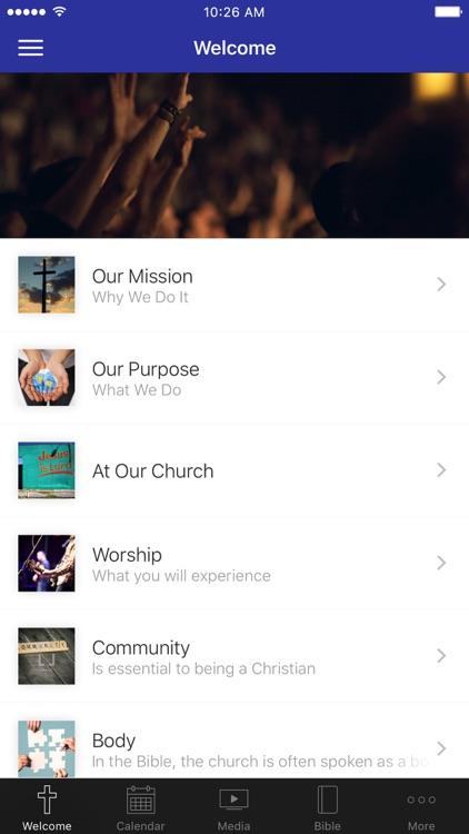 River of Life Fellowship App