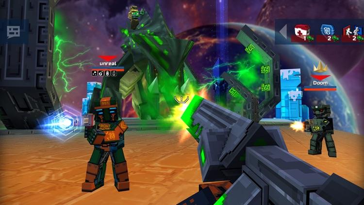 Pixelfield - Battle Royale FPS screenshot-4