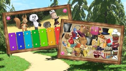 Screen Shot Masha and the Bear Games 2