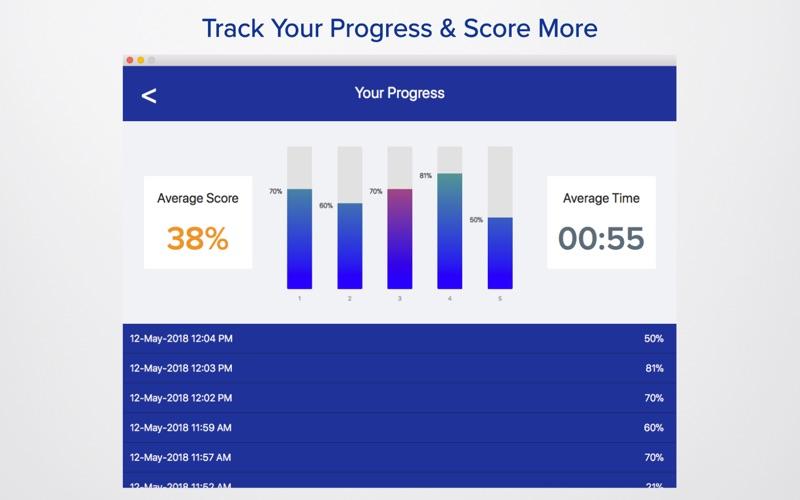 CCRN Practice Test 2018 скриншот программы 5