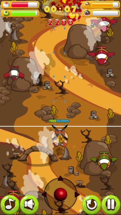 飞机大战 (雷霆战机) - 模拟飞机大战游戏
