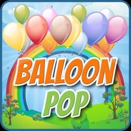 Balloon Popping  Fun Game