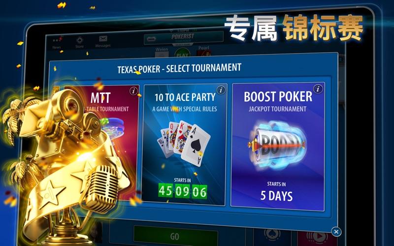 Texas Poker - Pokerist 德州扑克-扑克大师 for Mac