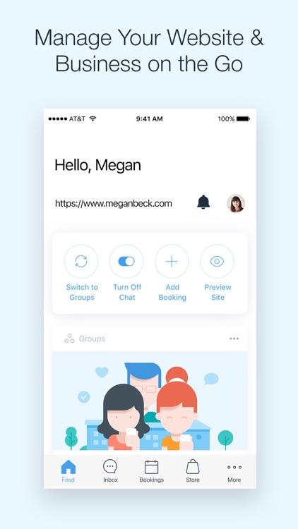 Wix screenshot-0