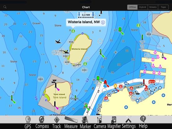 Delaware Nautical Charts Pro Revenue and Downloads Data