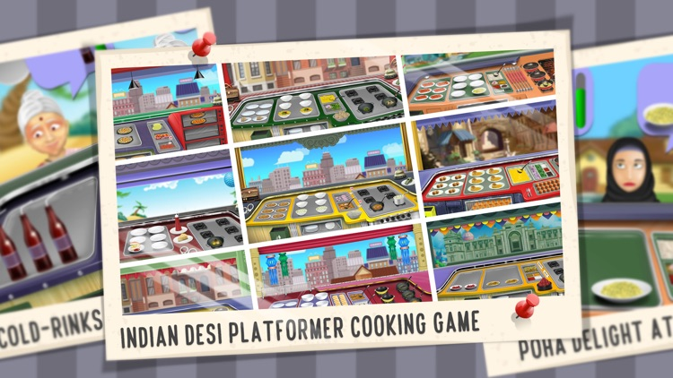 Indian Chef - Cooking game screenshot-4