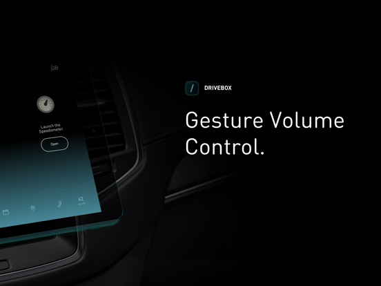 Drive Box - The Car Stereo App Screenshots