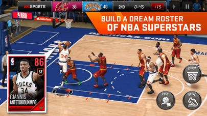 NBA Live Mobile Basketball Cheats 2018