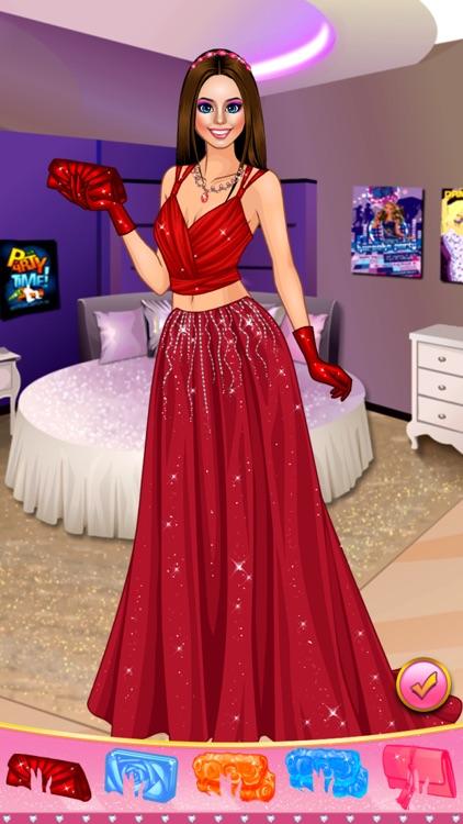 Royal Princess Dress Up Party