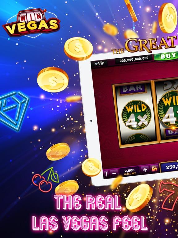 Win Vegas Classic Slots Casino screenshot 6