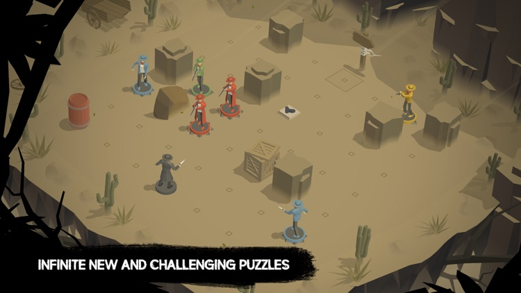 Infinite West - Puzzle Game screenshot-0