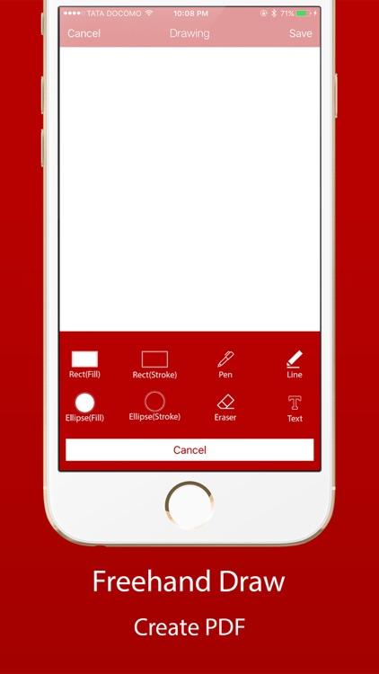 PDF Maker Pro:Splitter,Merger screenshot-3