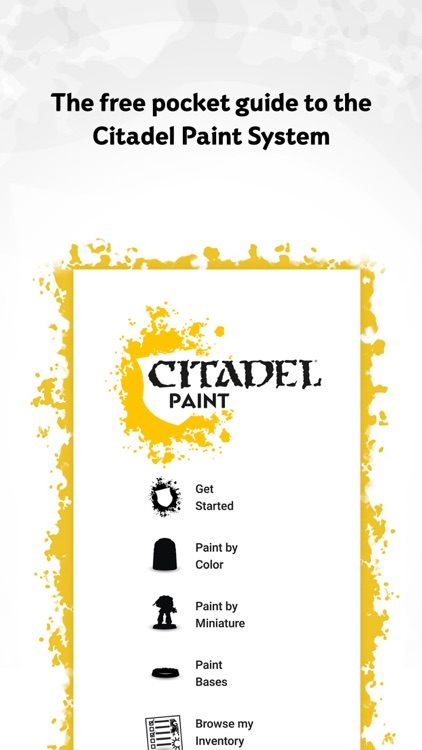 Citadel Paint: The App