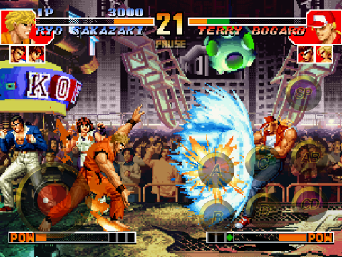 THE KING OF FIGHTERS '97のおすすめ画像3
