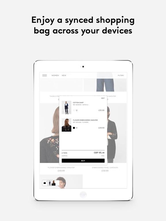MANGO - мода онлайн Скриншоты10