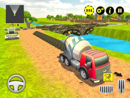 Heavy Construction Machines 3D screenshot 6