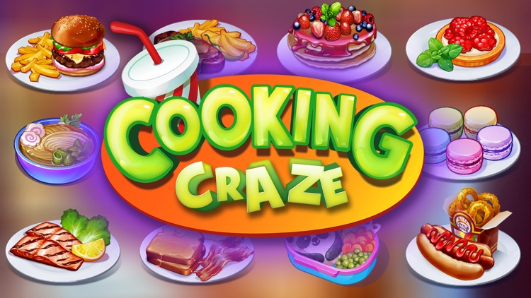Cooking Craze - A Kitchen Game screenshot-4