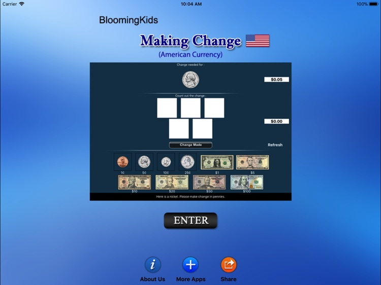 Making Change USD