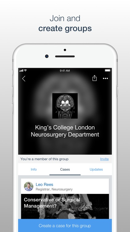 MedShr: Discuss Clinical Cases screenshot-3