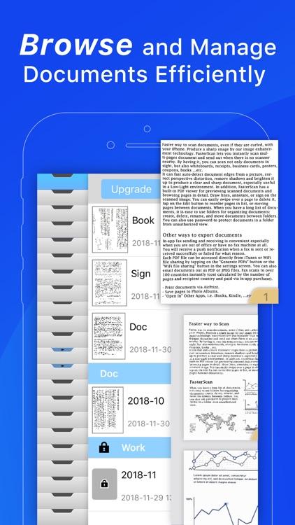 Faster Scan - PDF Doc Scanner