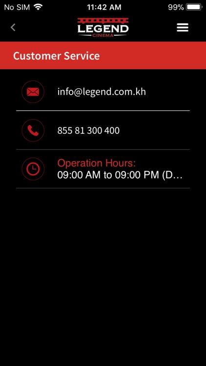 Legend-Cinema screenshot-3