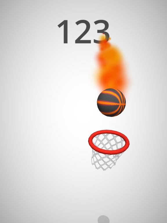 Dunk Hoop на iPad