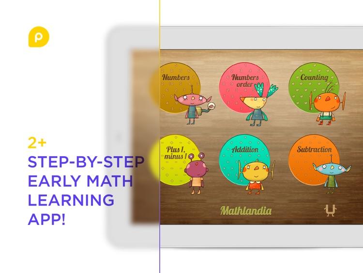 Mini-U: Mathlandia screenshot-0