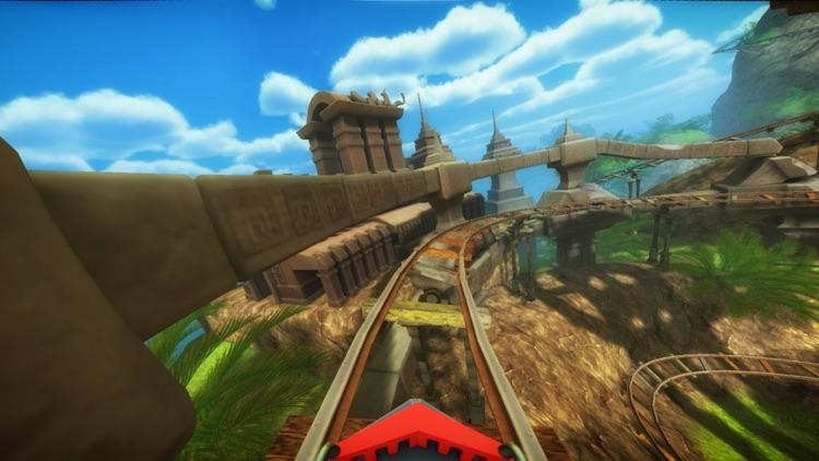 Roller Coaster VR screenshot-3