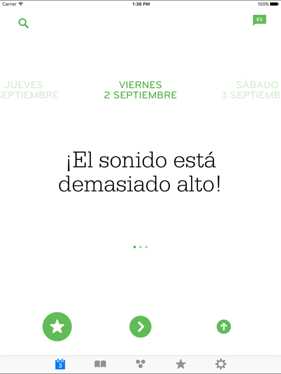 Phraseaholic | Learn Spanish French Russian Phrases screenshot
