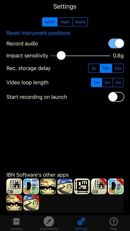 Blackbox Pro - Speedometer