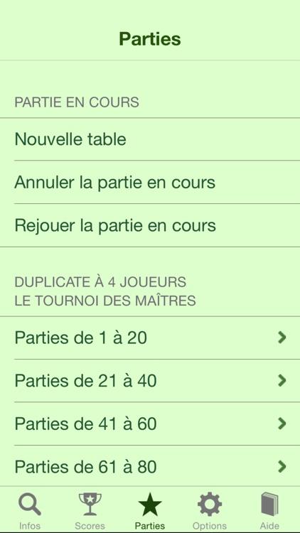 Jeu de Tarot Pro screenshot-5