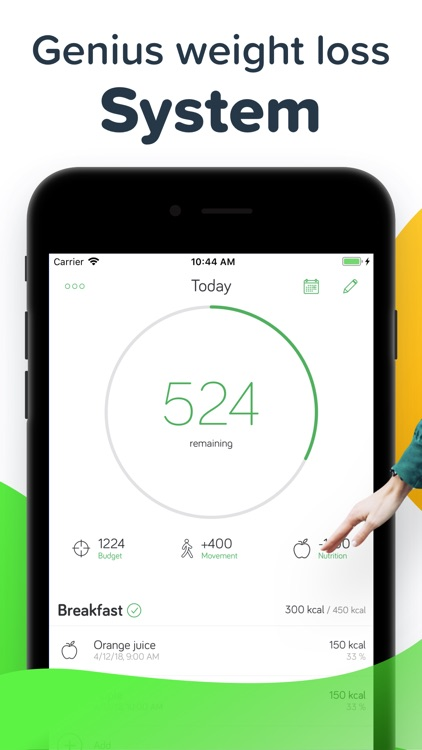 Calorie Burn Tracker by Arise