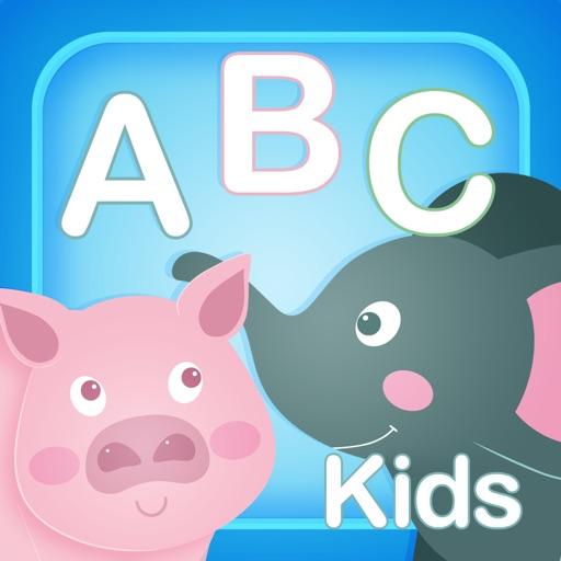 ABC Animals Alphabet For Kids