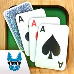 Solitaire by Blue Bulldog