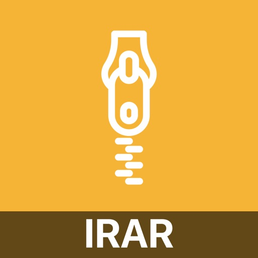iRAR - Zip Unzip Unrar Tool by NextG Team