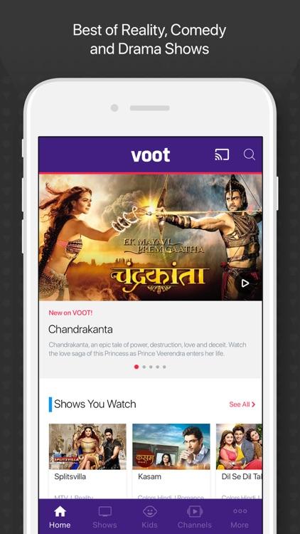 Voot TV Shows Movies Cartoons