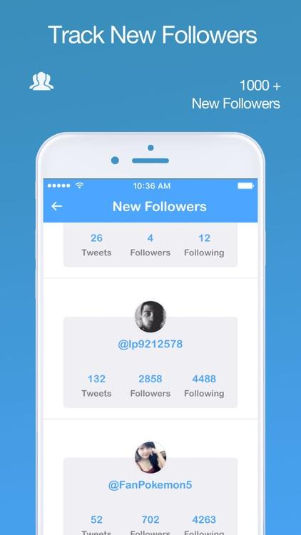 TwiTracker - Twitter followers