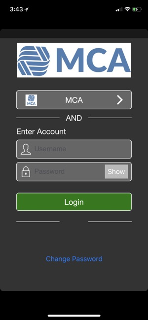 MCA - Mobile Comm  Access on the App Store
