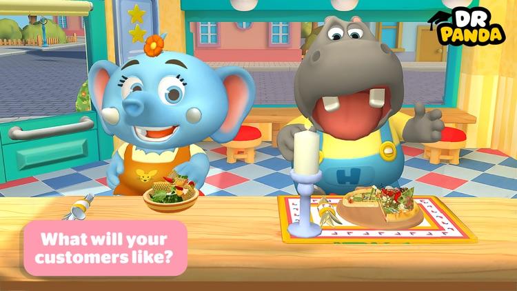 Dr. Panda Restaurant 3 screenshot-3