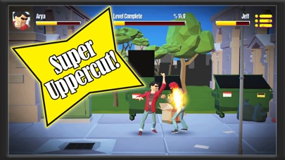 Screenshot 5 City Fighter vs Street Gang