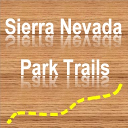 Sierra Nevada Park Trails GPS