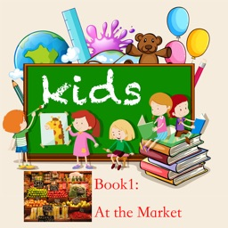 Picture Book 1 - At the Market
