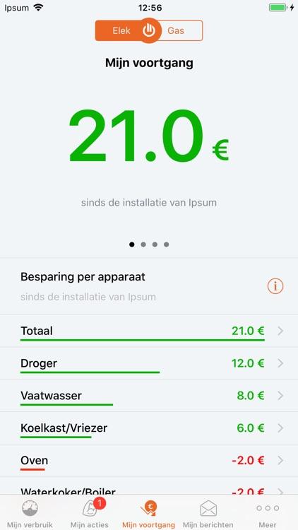 Ipsum App screenshot-6