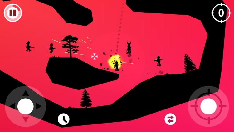 Mini Wars Blackout screenshot-3