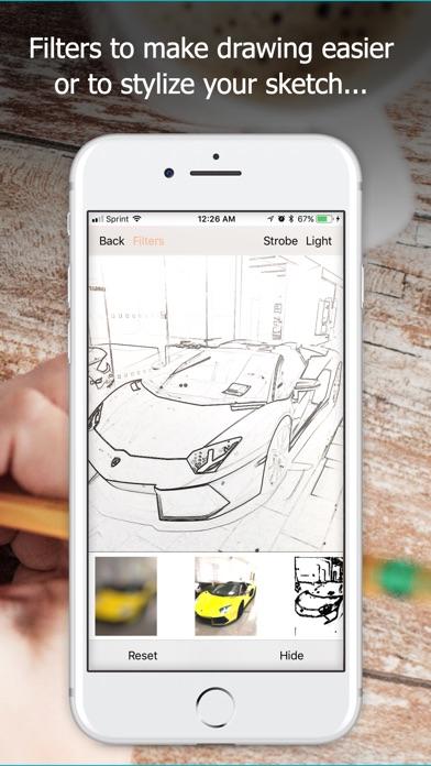 Da Vinci Eye: Anyone Can Draw Screenshots