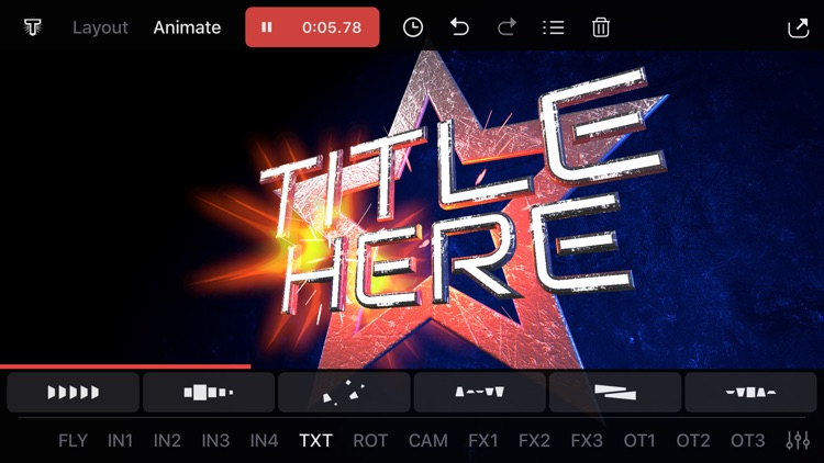 T-Jam Live Intro Movie Maker by Ralph Hubner