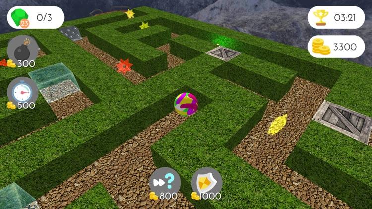 Heaven Maze 3D screenshot-5