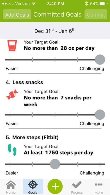 KiweeFit - Healthy Habits