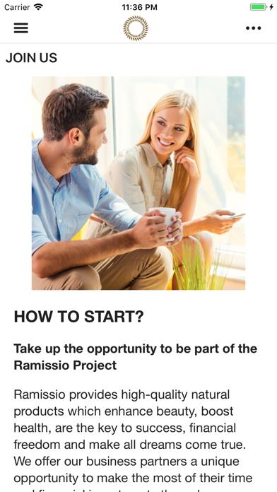 Ramissio (EN) screenshot 4