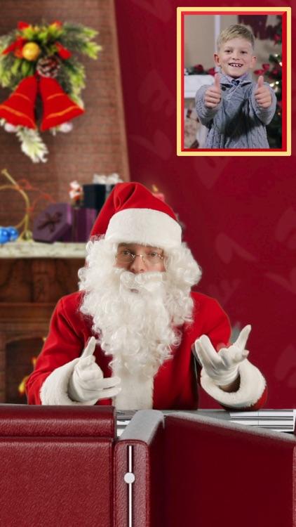 Video Call Santa - Real